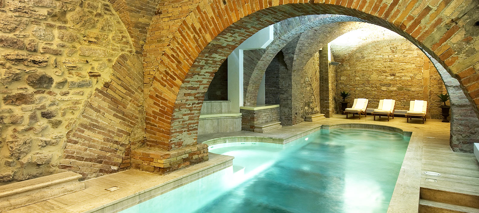 piscine per il wellness e per le spa